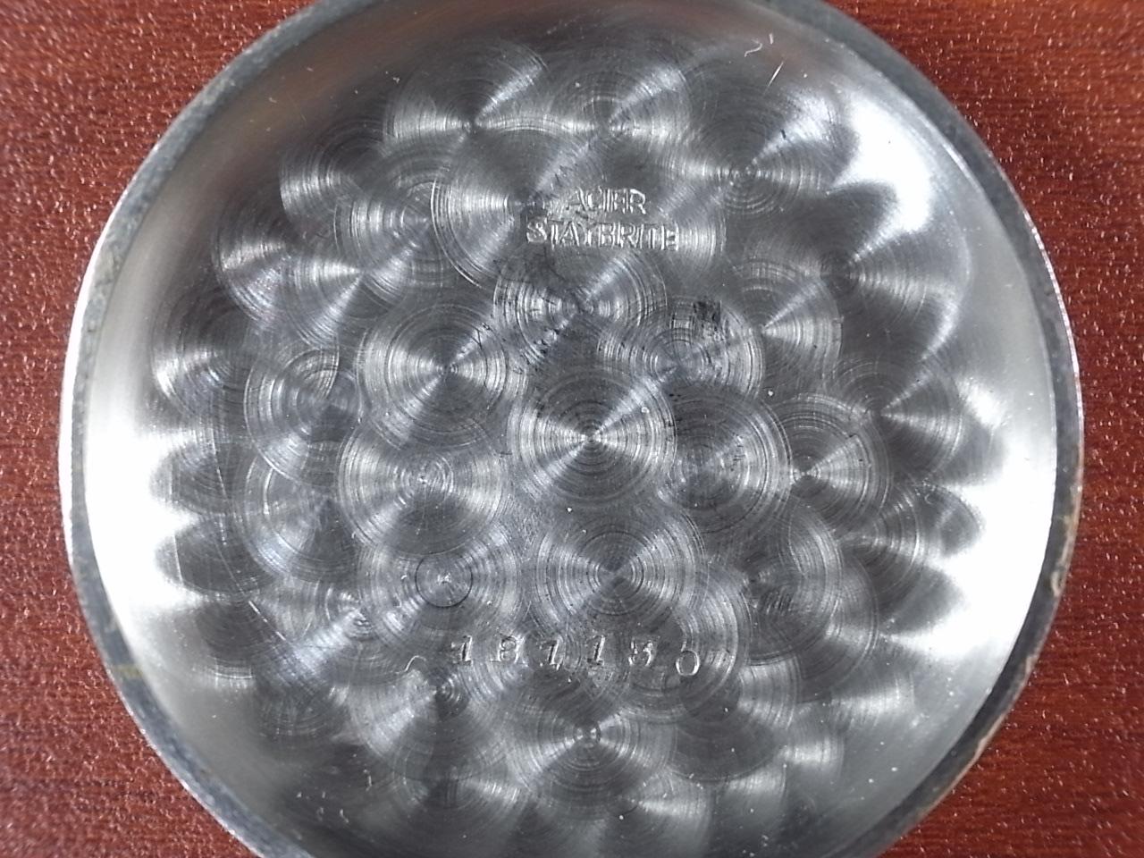 ミネルバ Cal.20CH クロノグラフ フレキシブルラグの写真6枚目