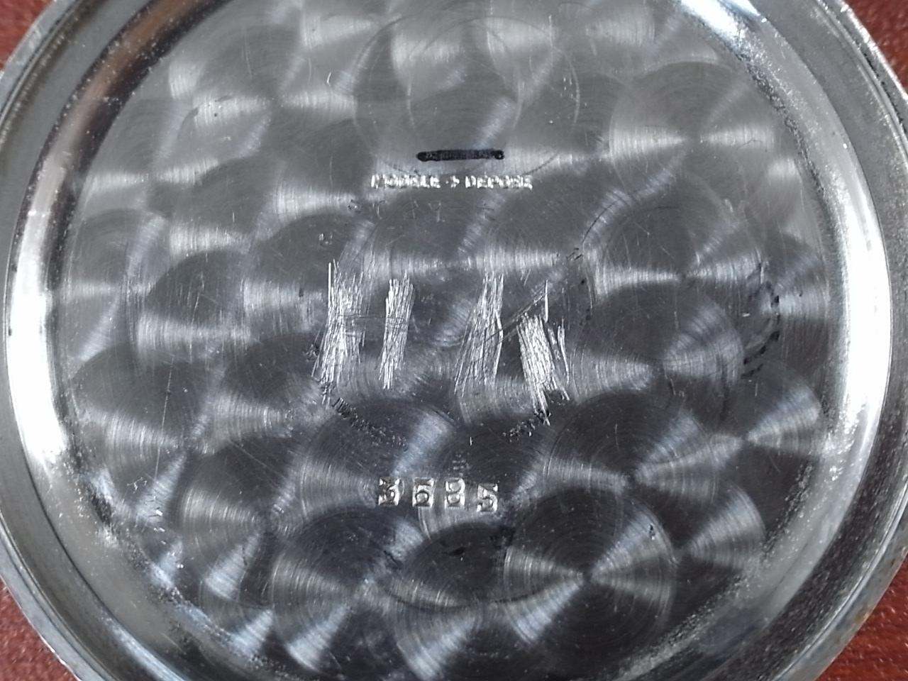 ボヴェ シングルスプリットセコンド クロノグラフ バルジュー84の写真6枚目