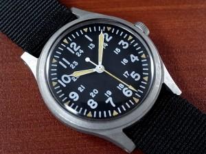 ハミルトン ミリタリー 米陸軍用 MIL-GG-W-113   1978年