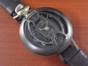 インガソル ミリタリー 米軍用 ポケットウオッチコンバージョン W.W.1