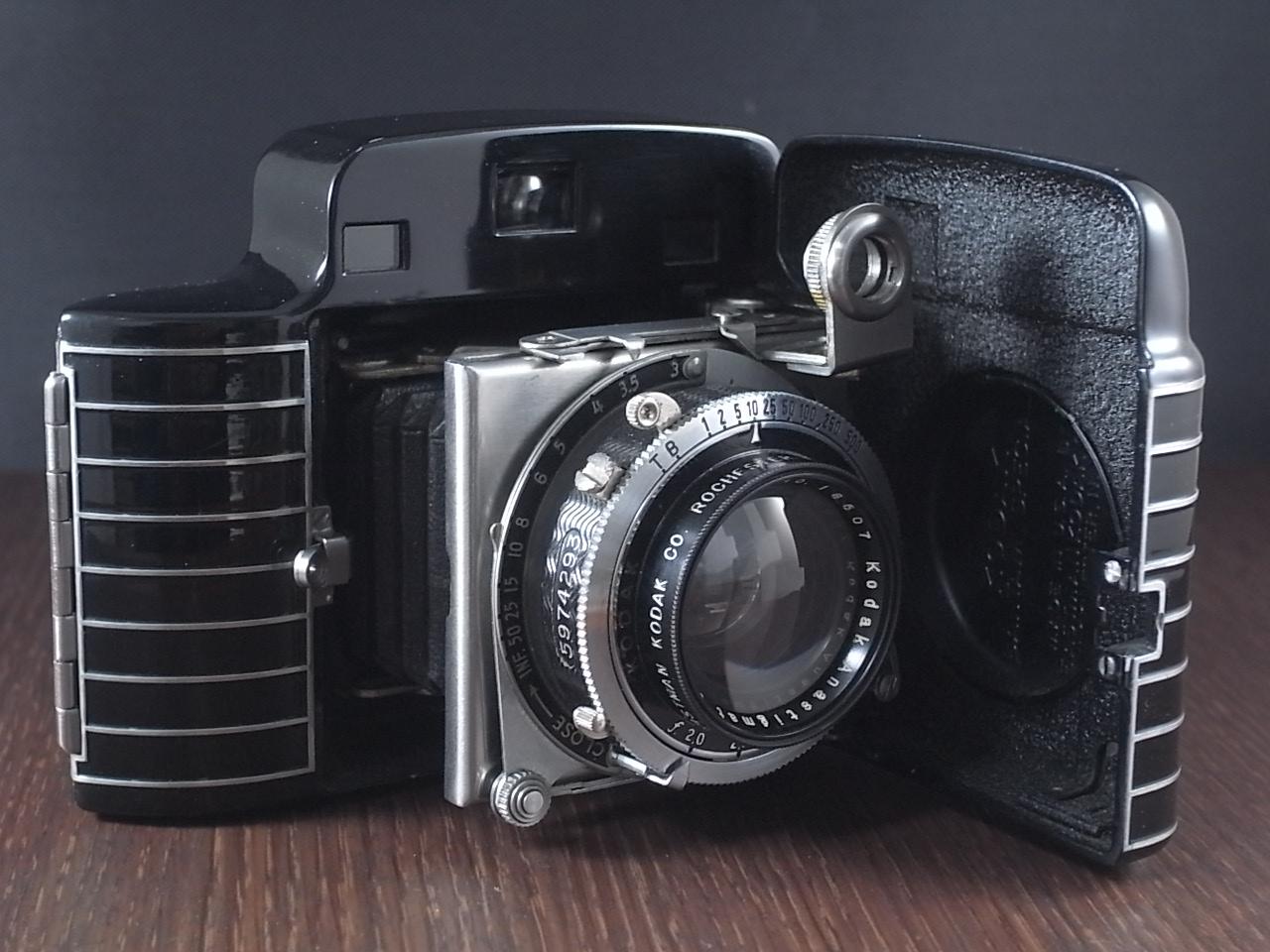コダック アールデコカメラ バンタムスペシャル(前期)のメイン写真