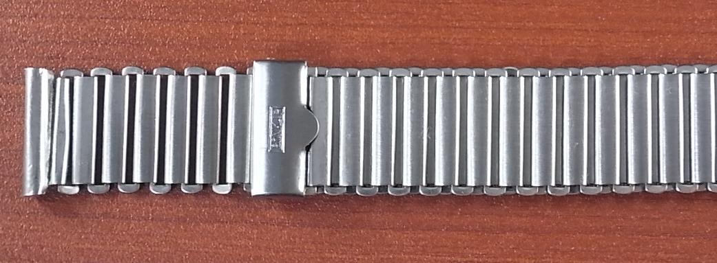 ボンクリップ バンブーブレス SS ブロック体ロゴ 16mmタイプ 16mm BONKLIP