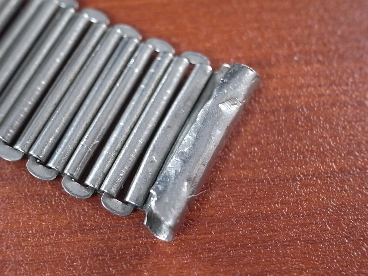 ボンクリップ バンブーブレス SS ブロック体ロゴ 16mmタイプ 16mm BONKLIPの写真6枚目