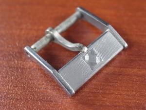 ゼニス アンティーク尾錠 SS 14mm 1960-70年代
