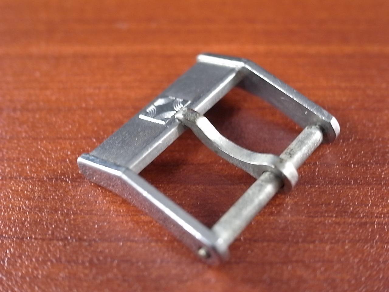ゼニス アンティーク尾錠 SS 14mm 1960-70年代の写真3枚目