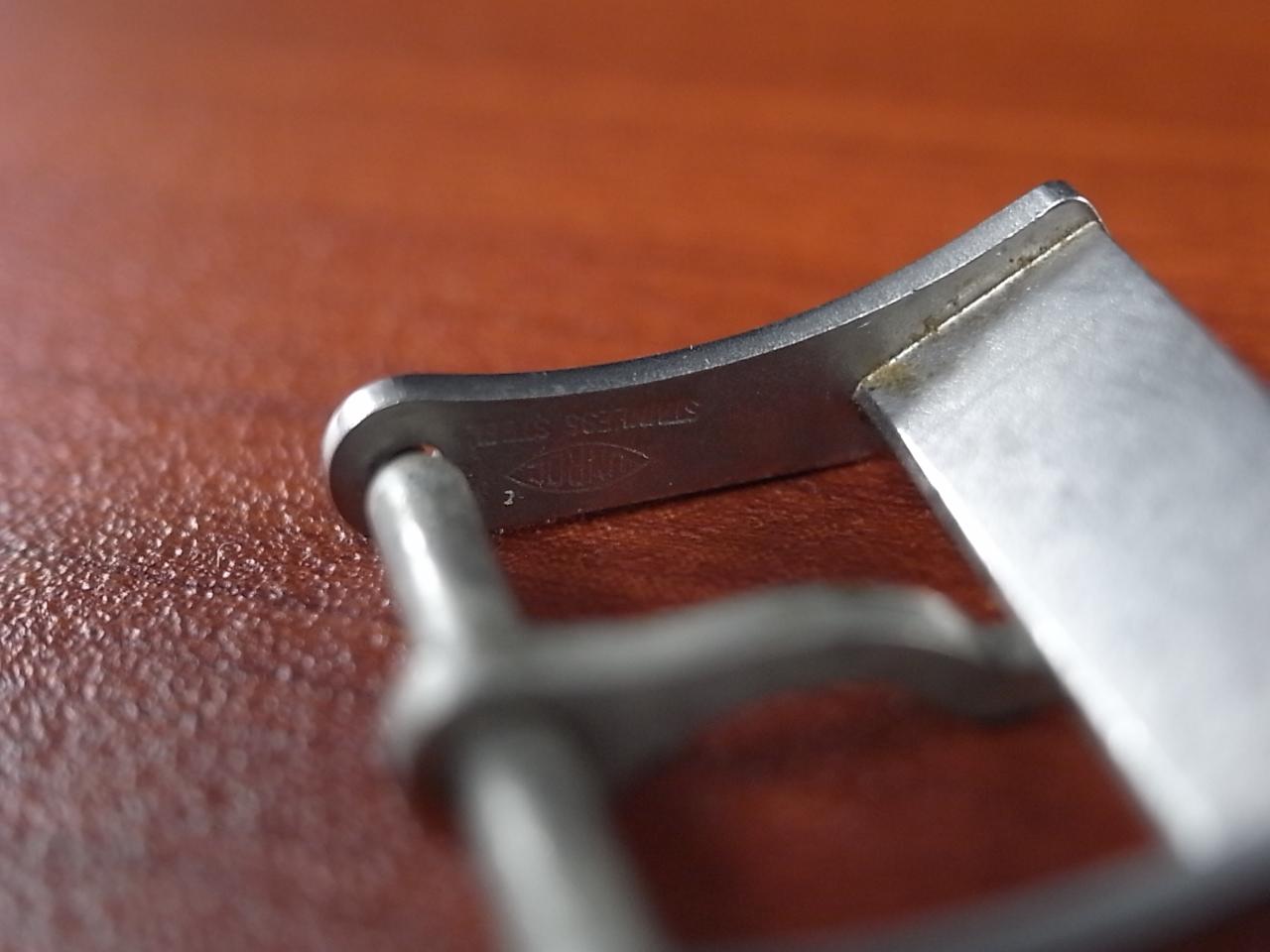 ゼニス アンティーク尾錠 SS 14mm 1960-70年代の写真6枚目