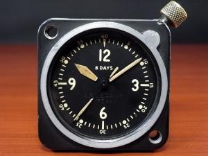 ルクルト ミリタリー コックピットクロック アメリカ陸軍航空隊 Type A-11