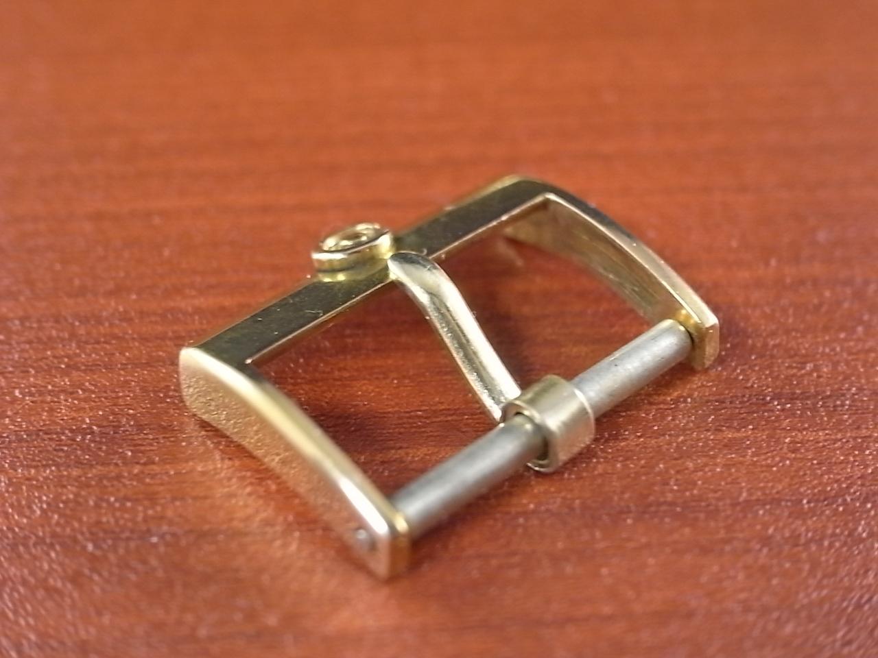 シーマ アンティーク尾錠 GP 16mm 1950年代の写真3枚目