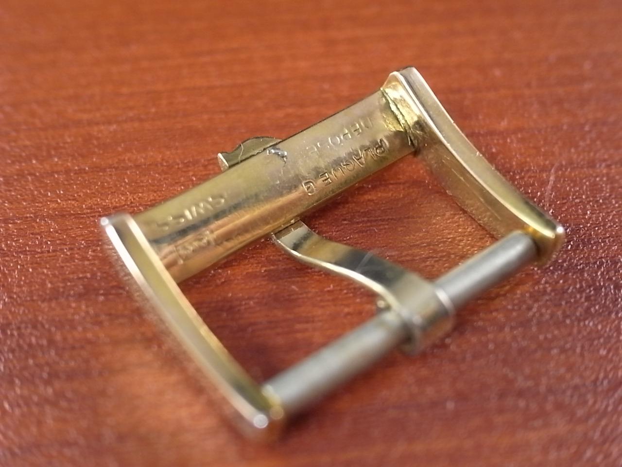シーマ アンティーク尾錠 GP 16mm 1950年代の写真4枚目
