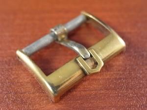 ユニバーサル アンティーク尾錠 GP 16mm 1950年代