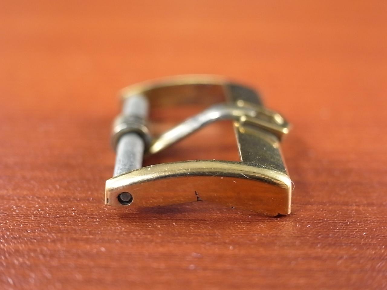 ユニバーサル アンティーク尾錠 GP 16mm 1950年代の写真2枚目