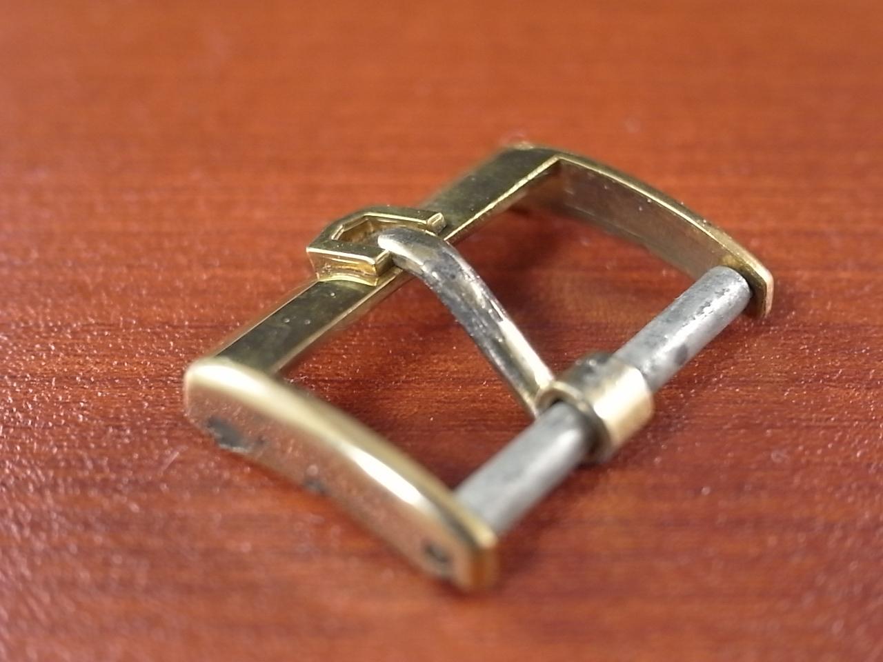 ユニバーサル アンティーク尾錠 GP 16mm 1950年代の写真3枚目