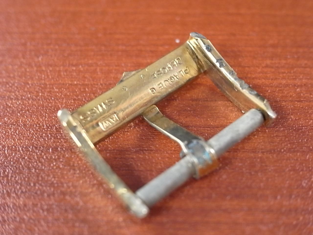 ユニバーサル アンティーク尾錠 GP 16mm 1950年代の写真4枚目