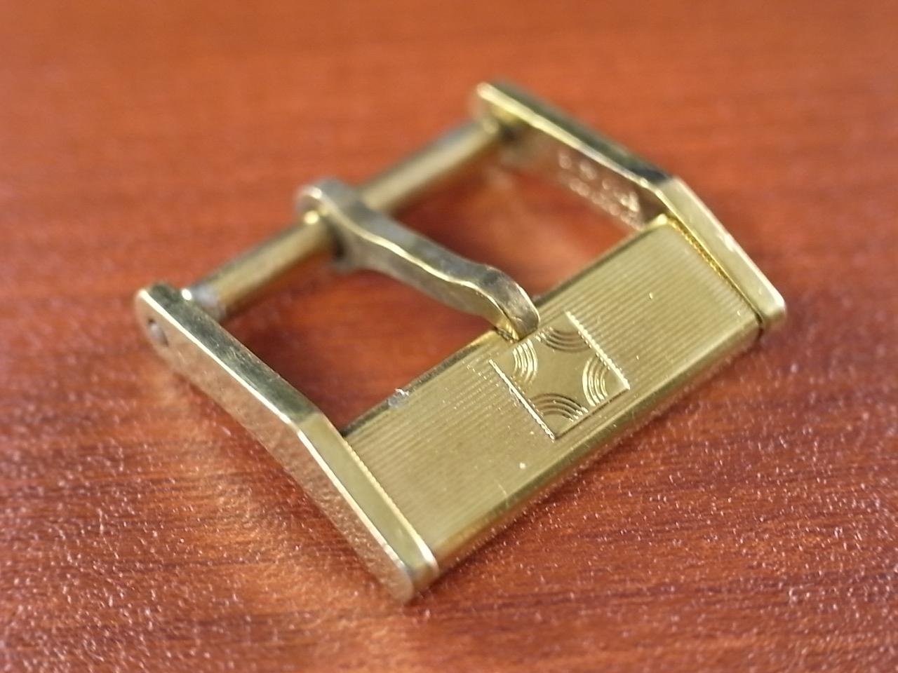ゼニス アンティーク尾錠 GP 14mm 1960-70年代のメイン写真