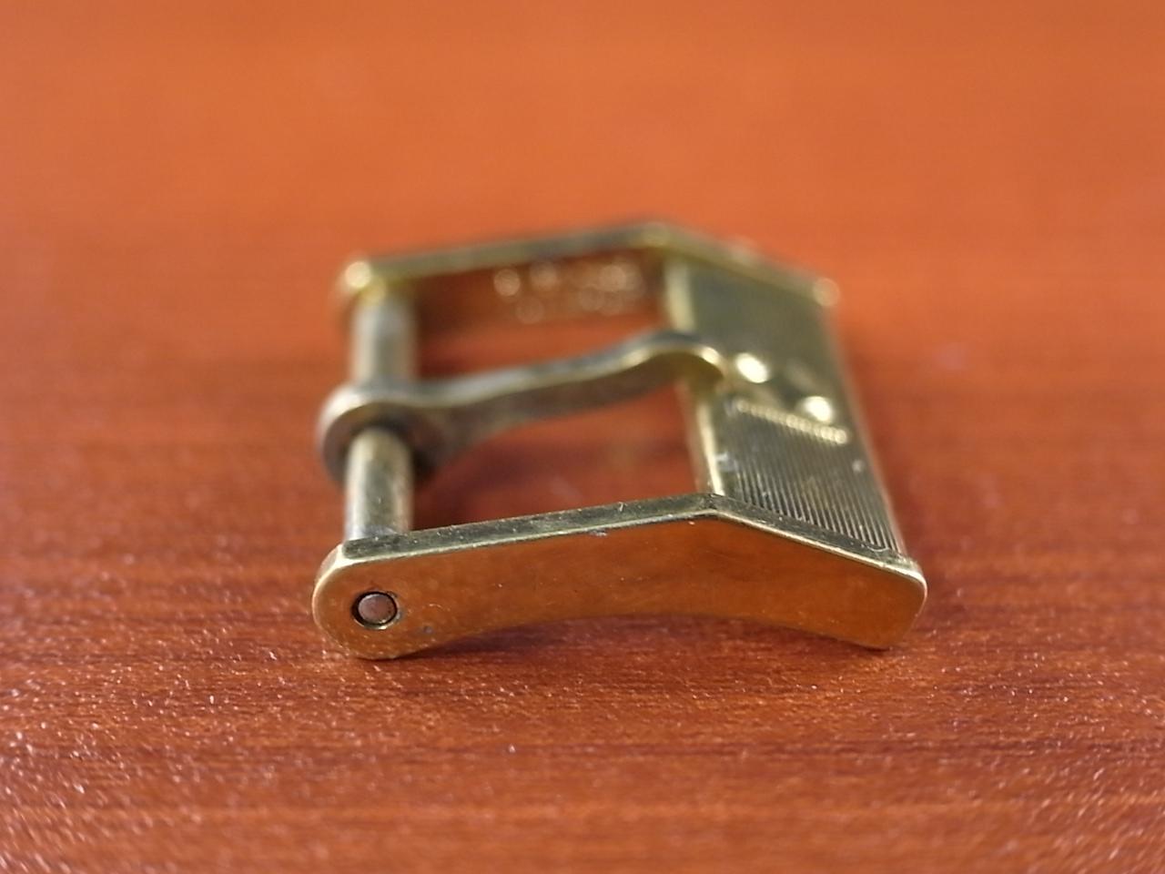 ゼニス アンティーク尾錠 GP 14mm 1960-70年代の写真2枚目