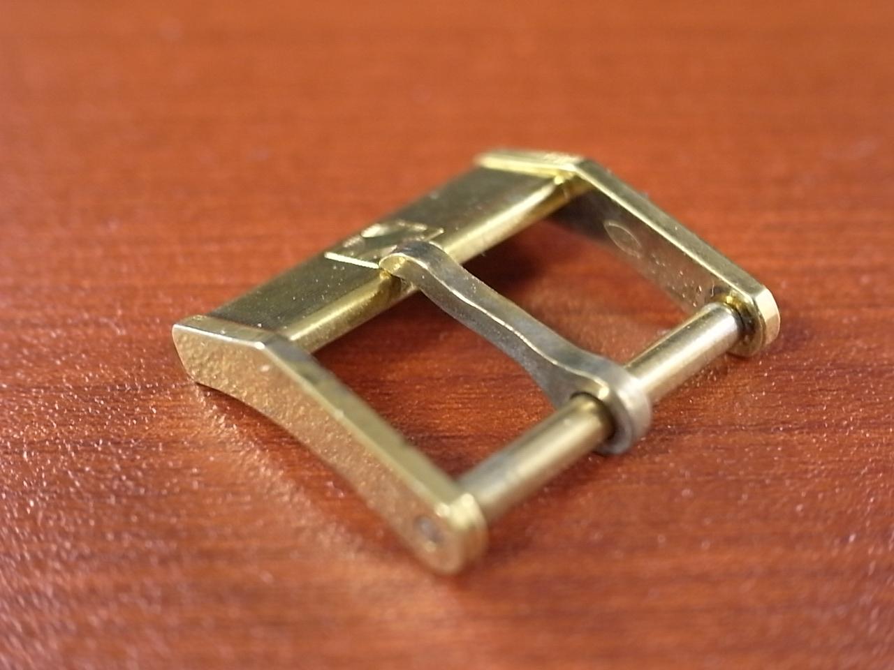 ゼニス アンティーク尾錠 GP 14mm 1960-70年代の写真3枚目