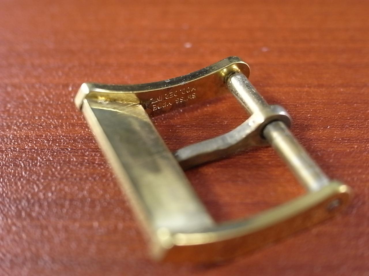 ゼニス アンティーク尾錠 GP 14mm 1960-70年代の写真4枚目