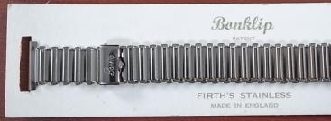 ボンクリップ バンブーブレス N.O.S. 13mmタイプ 16mm BONKLIP