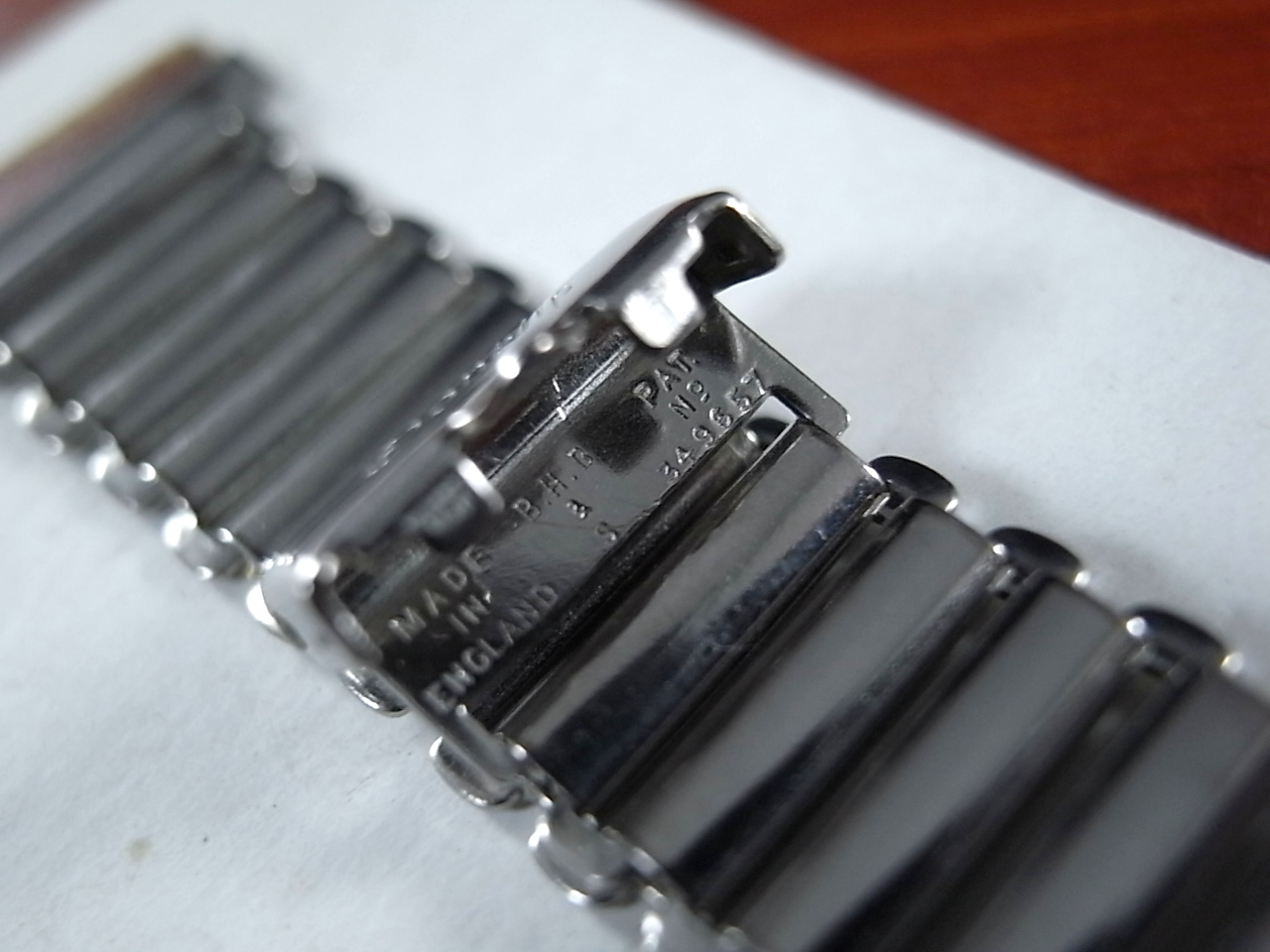 ボンクリップ バンブーブレス N.O.S. 13mmタイプ 16mm BONKLIPの写真3枚目