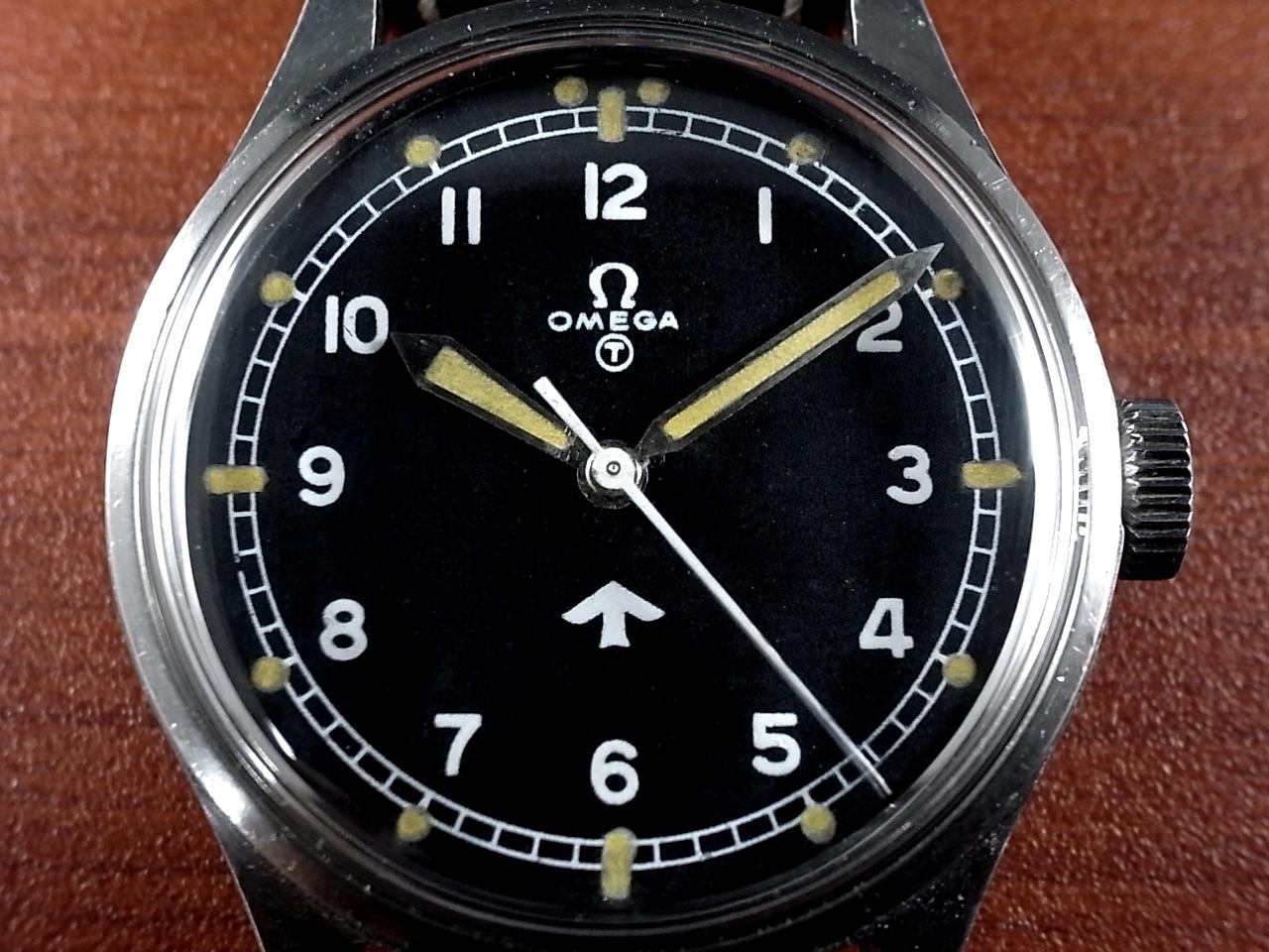 """オメガ ミリタリー イギリス空軍 6B """"Fat Arrow"""" Ref.2777 1953年製の写真2枚目"""