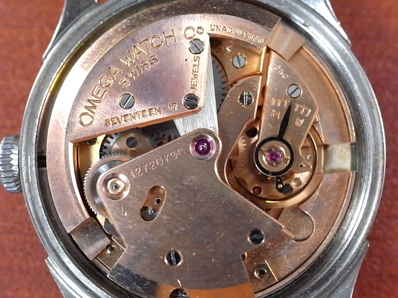 オメガ オートマチック バンパー Cal.351 ブレゲ数字 1950年代の写真5枚目