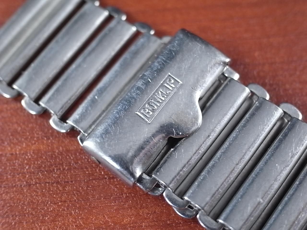 ボンクリップ バンブーブレス SS ブロック体ロゴ 16㎜タイプ 16㎜ BONKLIPの写真2枚目