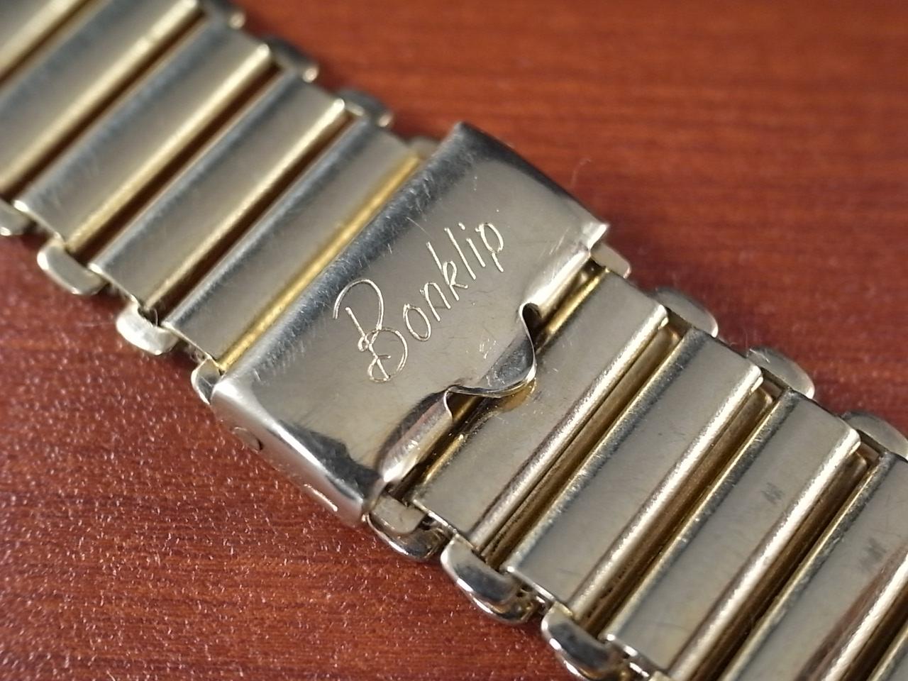 ボンクリップ バンブーブレス GP 筆記体ロゴ 13㎜タイプ 16㎜ BONKLIPの写真2枚目
