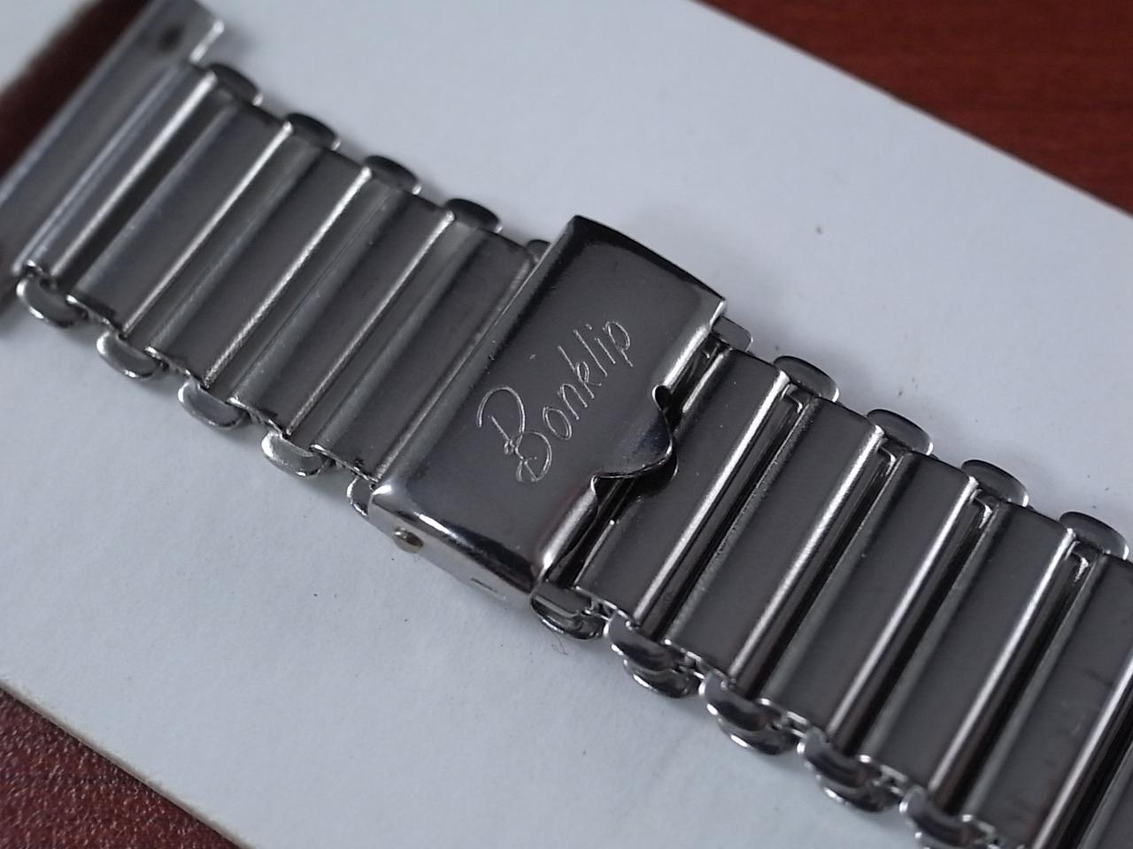 ボンクリップ バンブーブレス N.O.S. 筆記体ロゴ 13㎜タイプ 16㎜ BONKLIPの写真2枚目