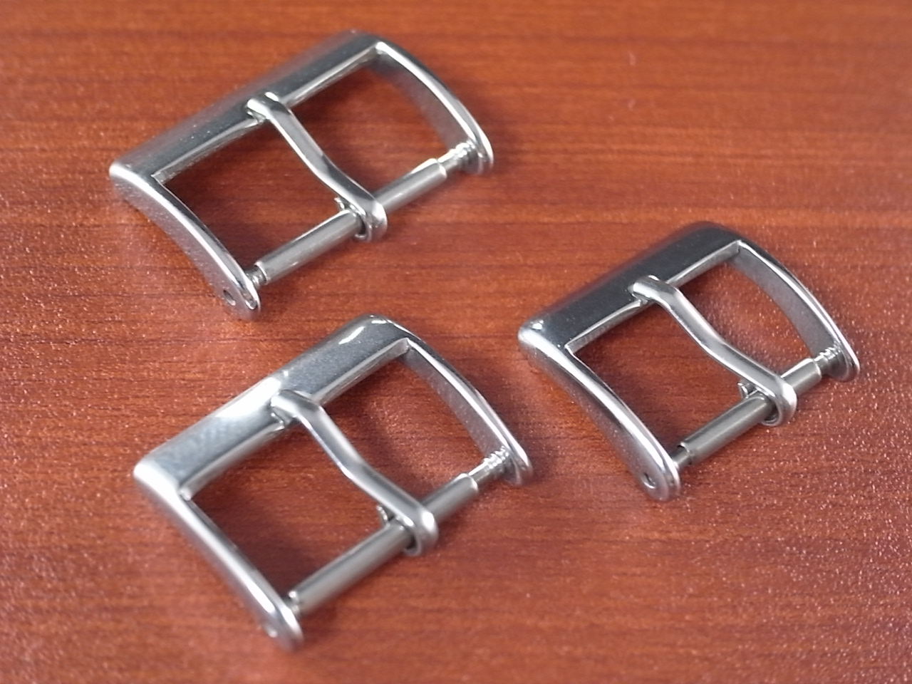 アンティーク尾錠 N.O.S.   SS 14mm、16mm、18mmの写真4枚目