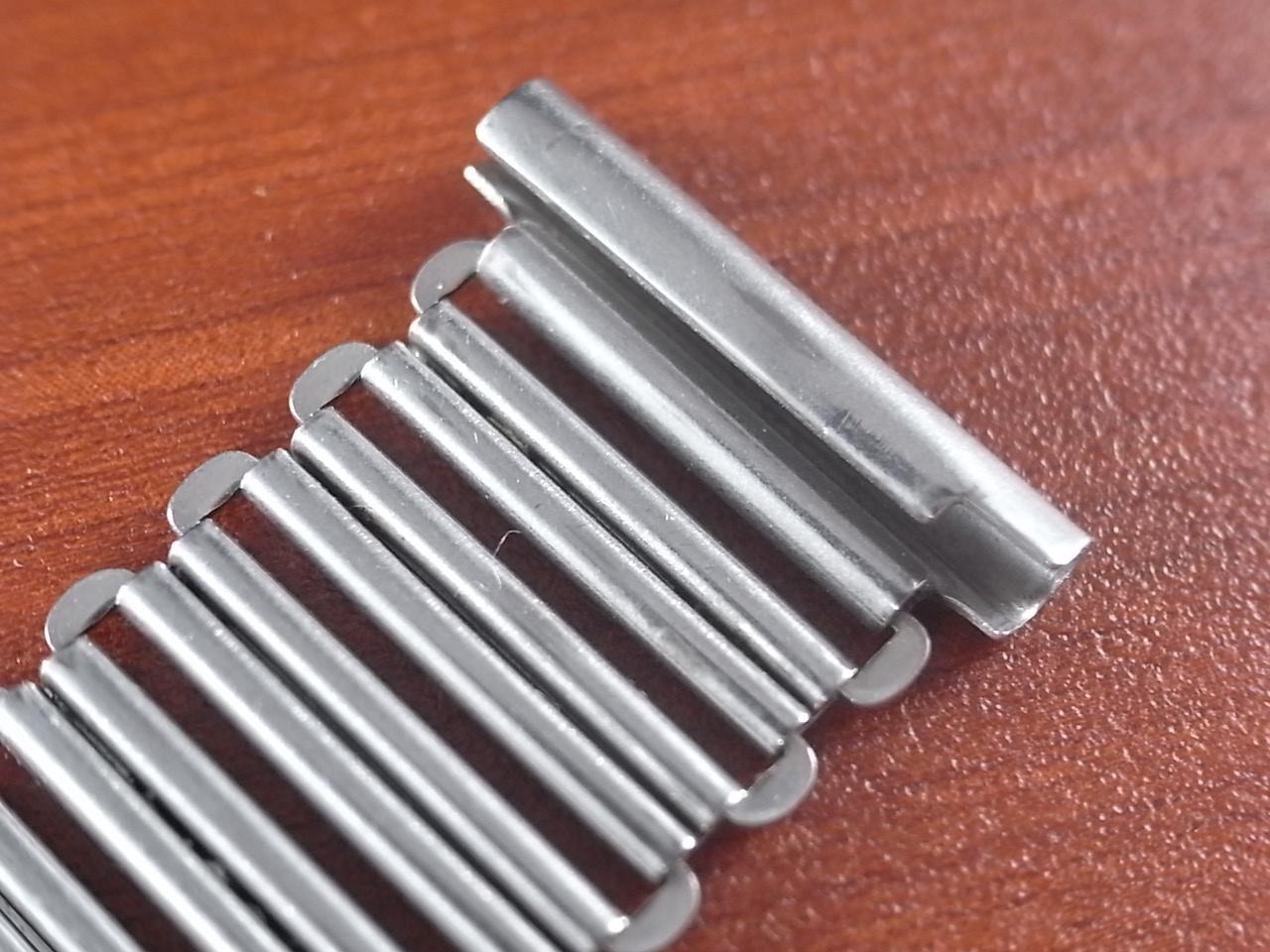ボンクリップ バンブーブレス 筆記体ロゴ 幅広16mmタイプ 18mmの写真5枚目