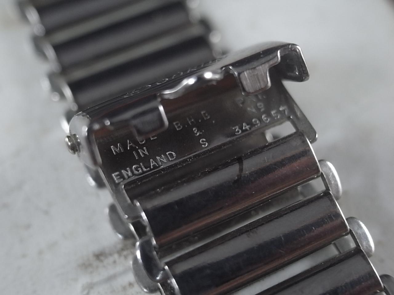 ボンクリップ バンブーブレス 筆記体ロゴ 未使用 N.O.S. 13mmタイプ 16mmの写真3枚目