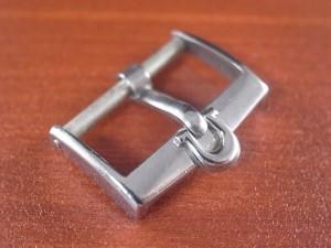 オメガ アンティーク尾錠 SS 16mm 1950年代