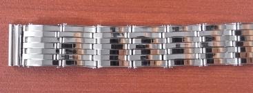 クロムウェル 7連エクステンションリベットブレス SS 16mm