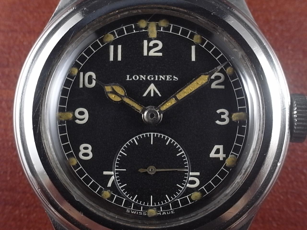 ロンジン 軍用時計 英陸軍 グリーンランダー Cal.12.68Z 1940年代の写真2枚目