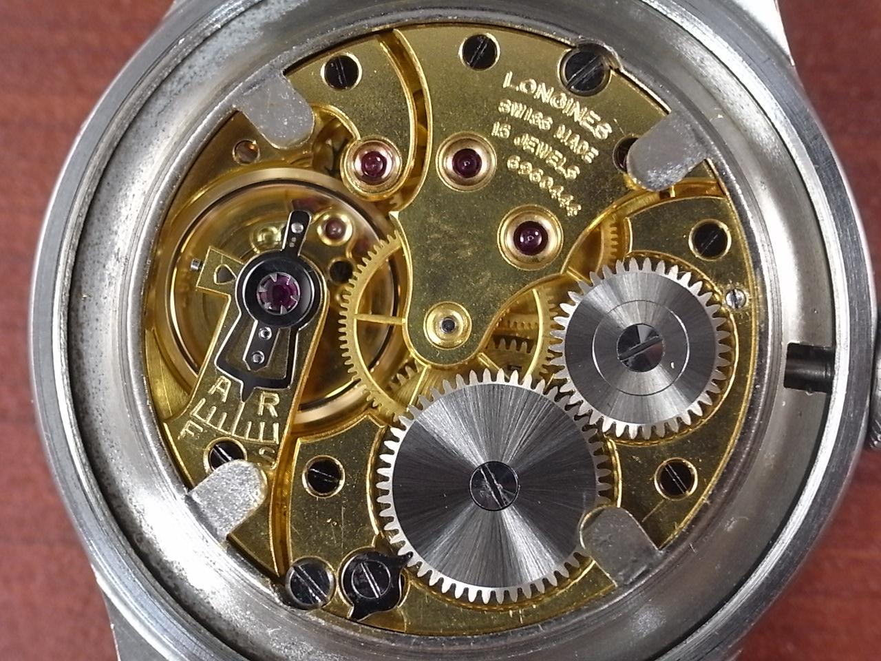 ロンジン 軍用時計 英陸軍 グリーンランダー Cal.12.68Z 1940年代の写真5枚目
