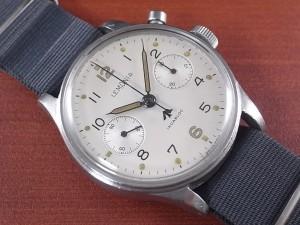レマニア 軍用時計 オーストラリア海軍 R.A.N. ワンプッシュクロノグラフ 1950年代