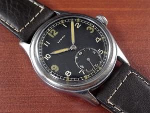 ゼニス 軍用時計 ドイツ陸軍 DH WW2 1940年代