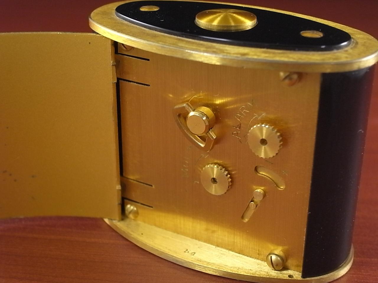 ジャガー アラームクロック 8DAYS 箱付 1960年代の写真5枚目
