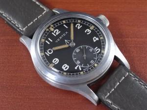 バーテックス 軍用時計 英陸軍 W.W.W. 1940年代