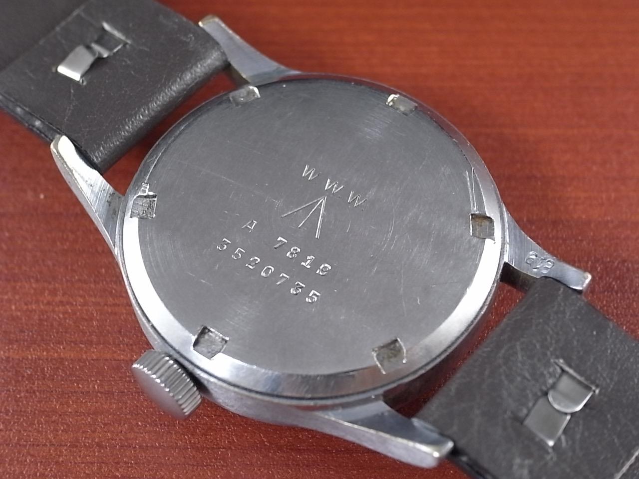 バーテックス 軍用時計 英陸軍 W.W.W. 1940年代の写真4枚目