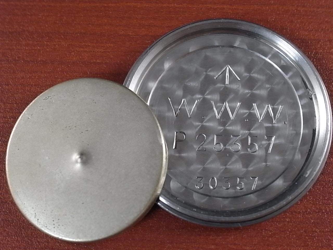 シーマ 軍用時計 英陸軍 W.W.W.  SSラージケース 1940年代の写真6枚目