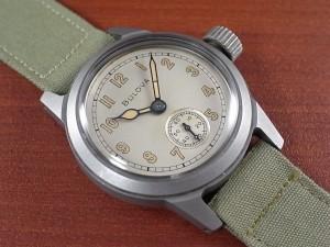 ブローバ 軍用時計 アメリカ陸軍 ホワイトダイアル 1940年代