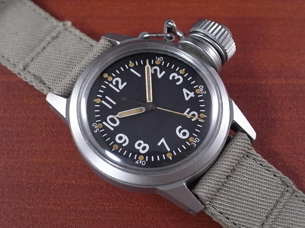 エルジン 軍用時計 アメリカ海軍 USN BUSHIPS   UDT(水中爆破チーム)のメイン写真