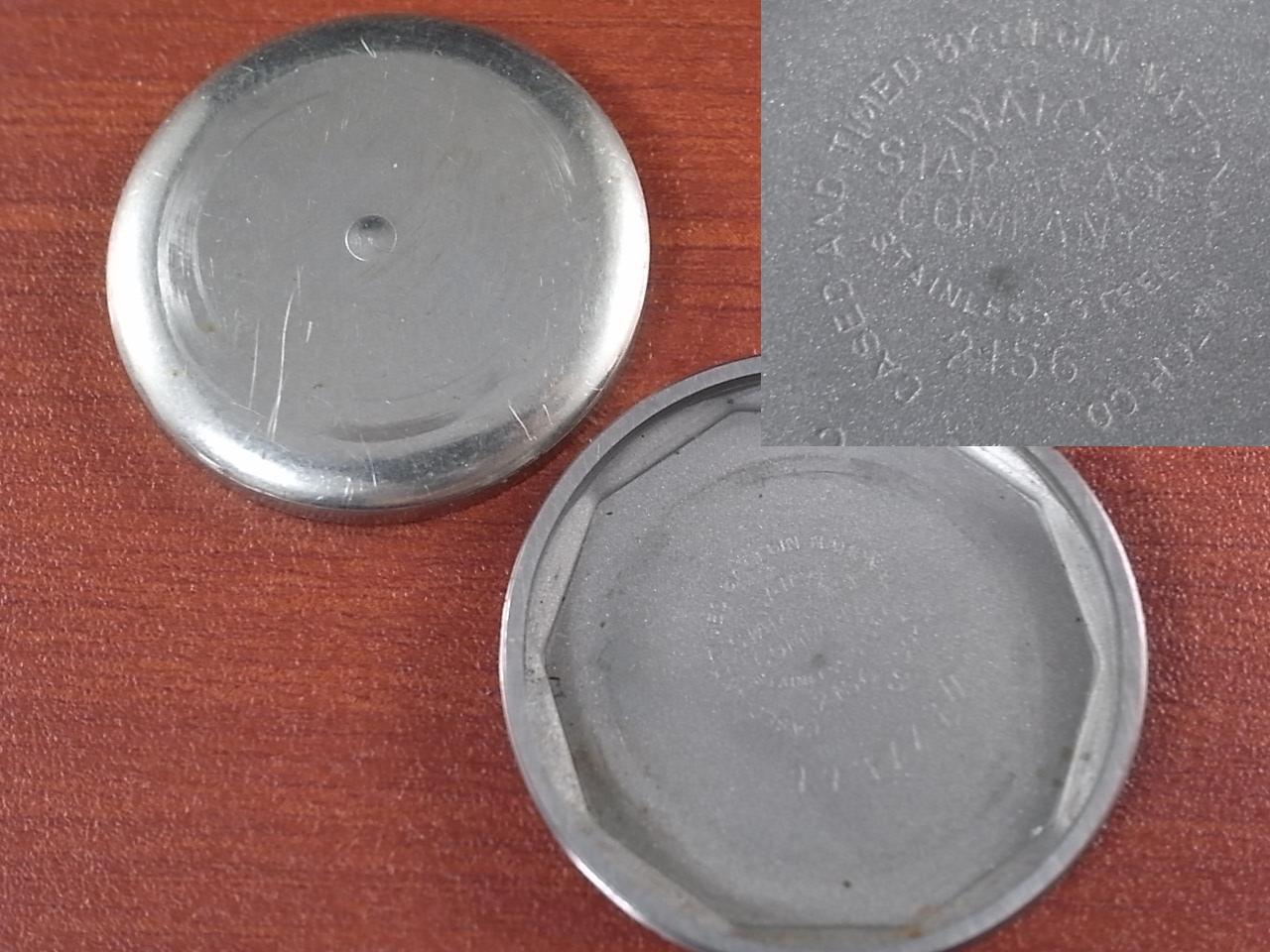 エルジン 軍用時計 アメリカ海軍 USN BUSHIPS   UDT(水中爆破チーム)の写真6枚目