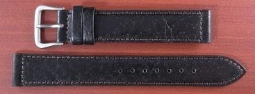 ピッグ革ベルト 黒 14、15、16、17、18、19、20mm CSA-001a