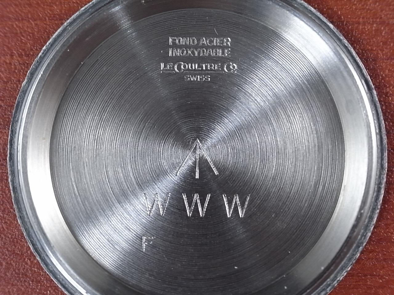 ジャガー・ルクルト ミリタリー 英陸軍 W.W.W. 未支給品 1940年代の写真6枚目