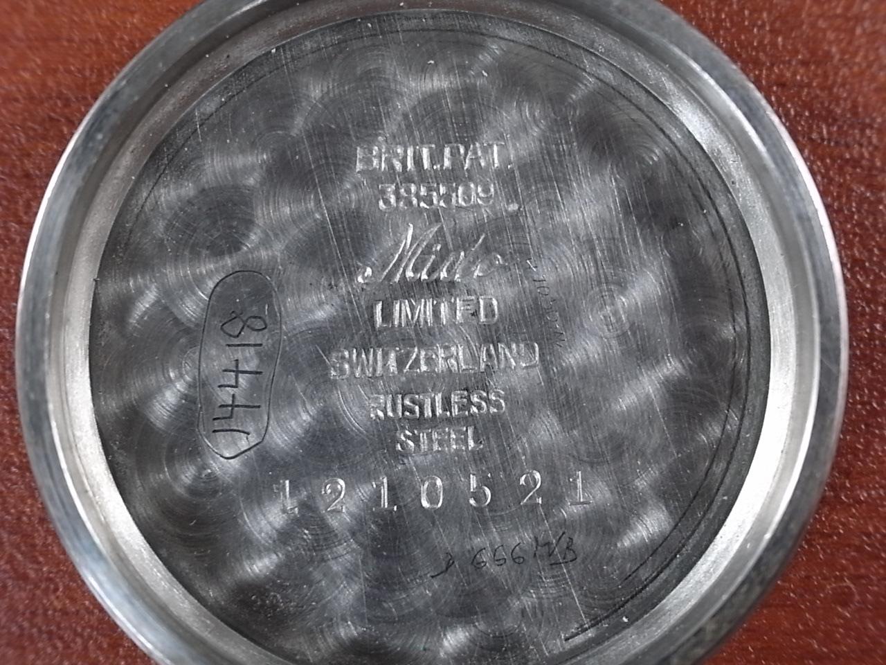 MIDO ミドー マルチフォート コンビ カッパーハチマキ ローマンインデックスの写真6枚目