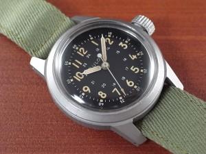 ブローバ ミリタリー アメリカ軍用時計 Type A17A 1950年代