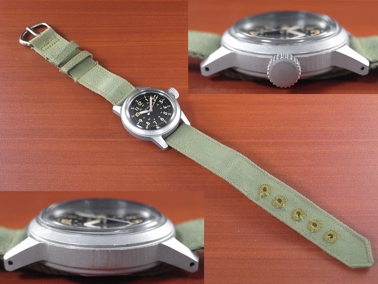 ブローバ ミリタリー アメリカ軍用時計 Type A17A 1950年代の写真3枚目