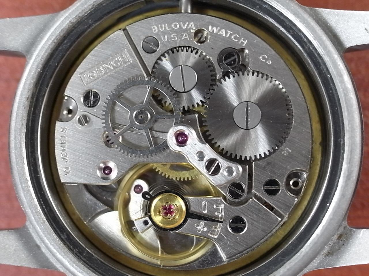 ブローバ ミリタリー アメリカ軍用時計 Type A17A 1950年代の写真5枚目